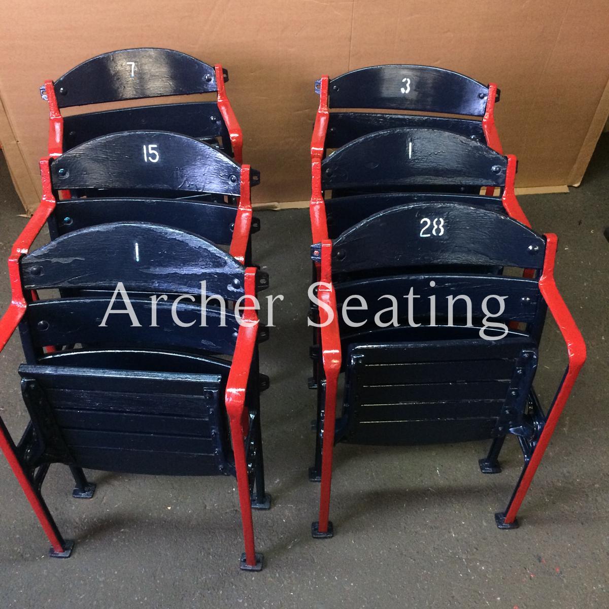 Fenway Stadium Seats